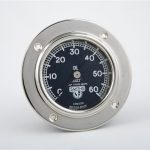 Oil Pressure Gauge 0-60 PSI